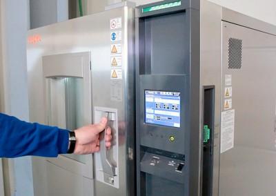Neue Klimakammer – jetzt in Betrieb!