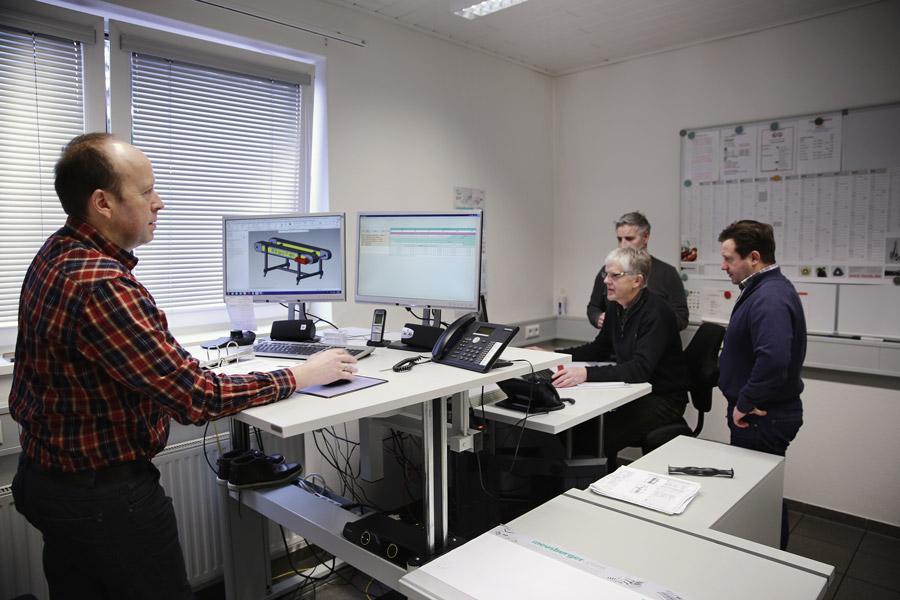 Planung und Konstruktion von CAD-Modellen