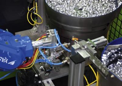 Automatisierte Produktion komplexer Prototypen