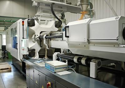 Kunststoffspritzgussmaschine