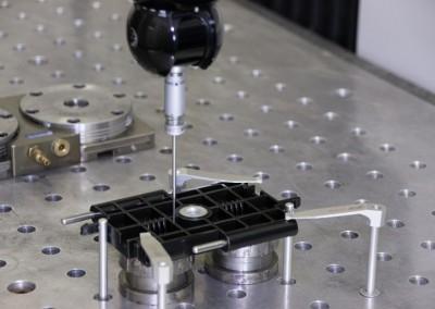 Automatisierte Qualitätssicherung von Kunstoffteilen