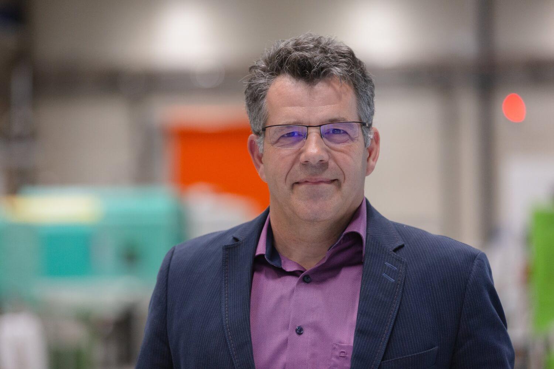 Ulrich Berg, Geschäftsführer Happ GmbH