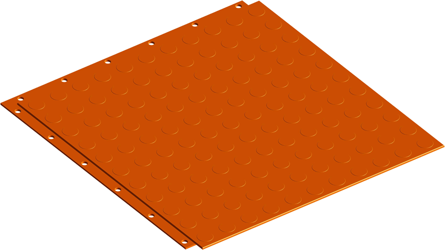 PVC-Bodenfliese